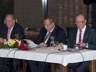Diskusia o hlavných problémoch EÚ v Hospodárskom klube
