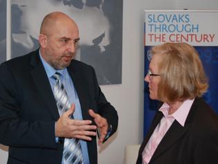 Rozhovor s J.E. Tiborom Králikom pre ekonomický portál FINNCHAM