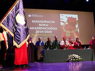 Dvadsiatatretia inaugurácia akademického roka na Wyszej škole Humanitas v Sosnowci