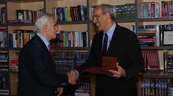 Peter Burian a Štefan Kassay