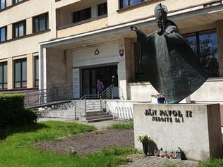 Prípravy na slávnostné Te Deum na Katolíckej univerzite vrcholia