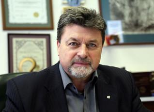 Najvyššie ocenenie Nadácie na podporu vedy a vzdelávania pre profesora Jozefa Živčáka