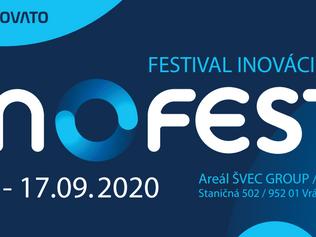 Festival inovácii - Inofest 2020 Vráble