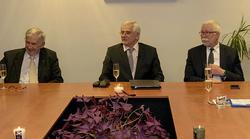 Štefan Luby, Štefan Kassay a Pavol Šajgalík