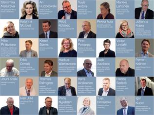 Rekognoskácia ekonomicko-diplomatickej misie vo Fínsku a Estónsku po etablovaní SEPP