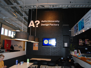 Aalto University – Design Factory