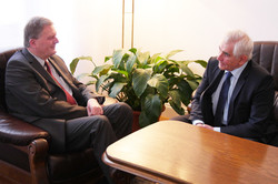 Prijatie u poľského veľvyslanca