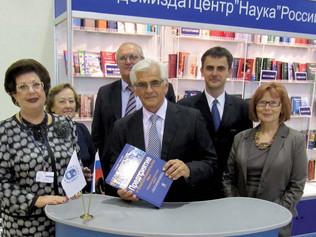 Kniha slovenského vedca a podnikateľa aj v Rusku