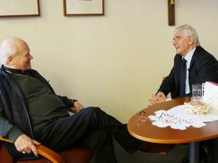 O súčasnosti a budúcnosti s biskupom Františkom Václavom Lobkowiczom