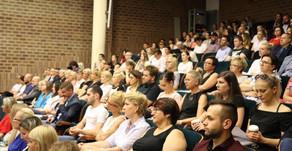 Ekonomický kongres na Vysokej škole Humanitas v poľskom Sosnowci