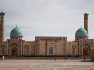 Prvé pocity z Uzbekistanu