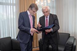 Peter Weiss a Štefan Kassay
