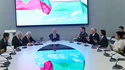 Prezentácia Spoločnej európskej produkčnej platformy v Taškente