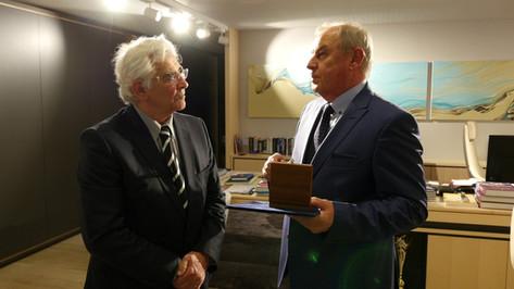 Ocenenie pre Ing. Jozefa Baniča