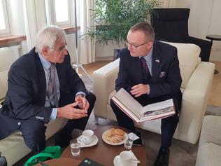 O možnostiach spojenia síl Slovenskej a Českej republiky