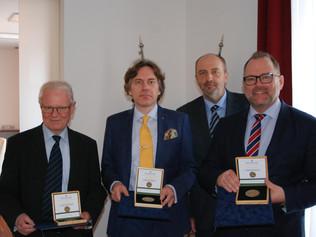 Cena Nadácie profesora Štefana Kassaya pre osobnosti vedy a vzdelávania vo Fínsku