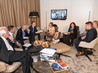 I.D.C. Holding, a.s. sa zapojí do slovenského predsedníctva. Závod v Seredi navštívi 28 ministrov EÚ