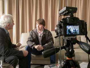 Stretnutie s redaktorom Sputniknews Milošom Flajšhansom