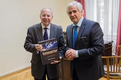 Revaz Gachechiladze a Štefan Kassay
