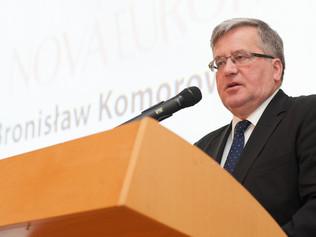 """Osobnosti sa na konferencii """"Nová Európa 2016"""" vSmoleniciach zhodli, že Európa nemá lepšiu alternat"""