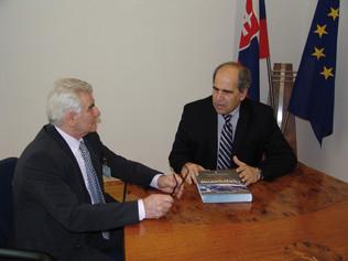 Ekonomická diplomacia bude pokračovať aj v roku 2013