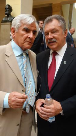 Štefan Kassay a Bertalan Farkas