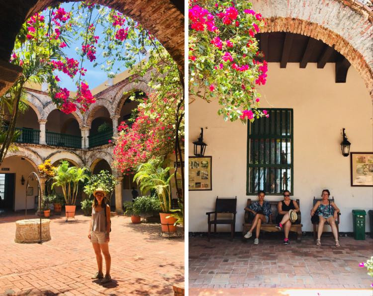 Couvent de la Popa, Cartagena
