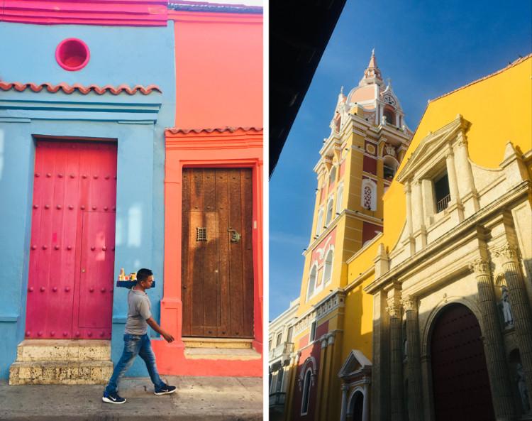 Cartagena de Indias, Colombie
