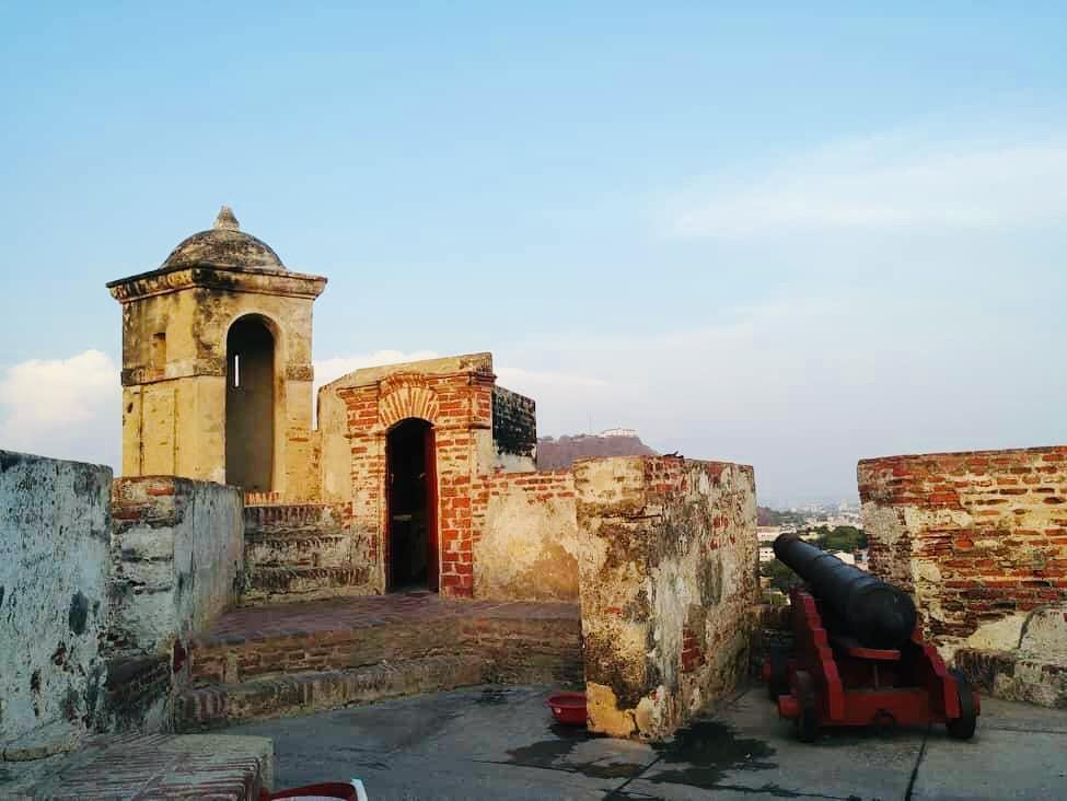Château San Felipe de Barajas, Cartagena