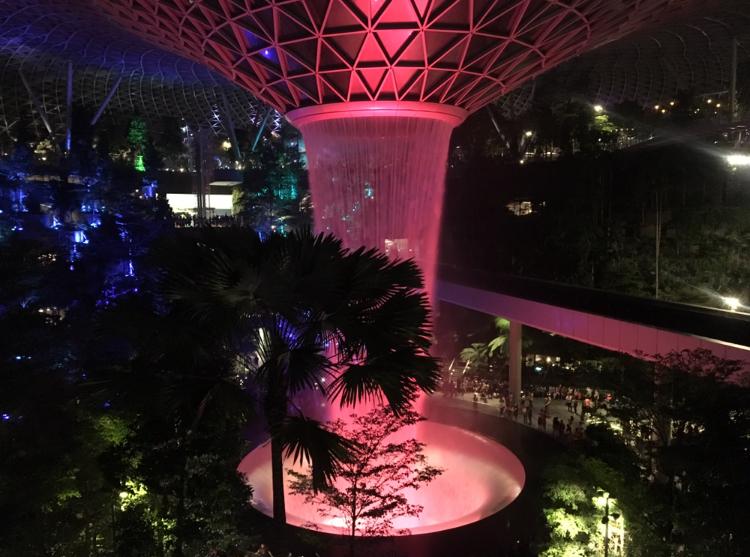 Aéroport Singapour