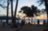 Coucher de soleil Phuket