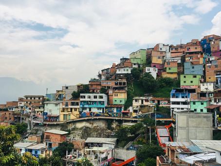 Jours 85 à 90 : la célèbre Medellin, et le village de Guatapé en Colombie
