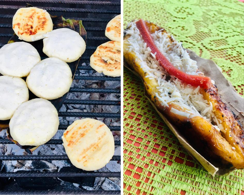 spécialités colombiennes