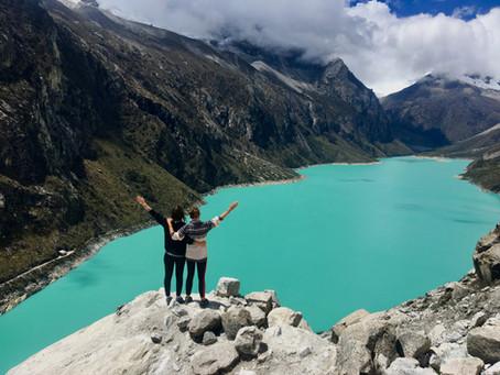 Jours 81 à 84 : Les imposants Monts, lacs et glaciers de la Cordillère Blanche au Pérou (Huaraz)