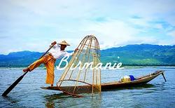 Birmanie boat