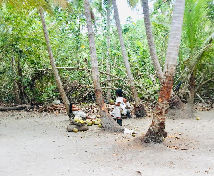 indigenes parc tayrona colombie
