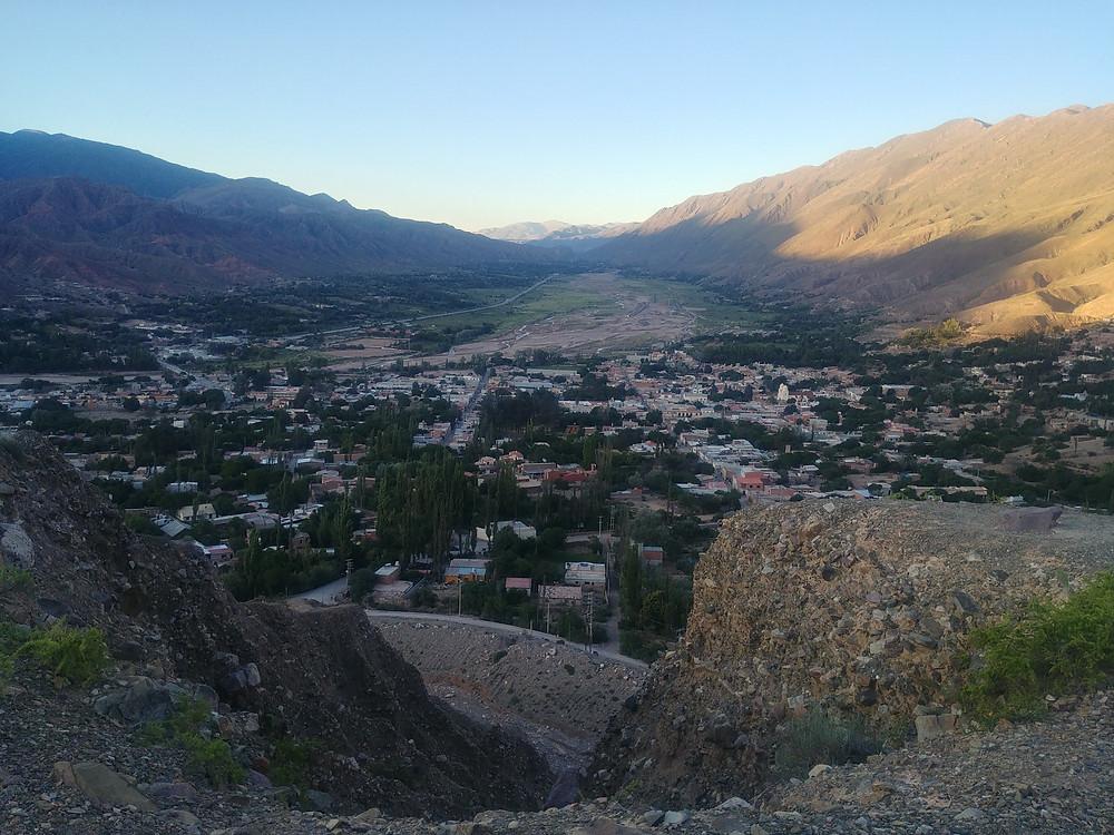 Cerro de la Cruz, Tilcara