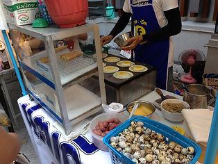 spécialités locales birmanie