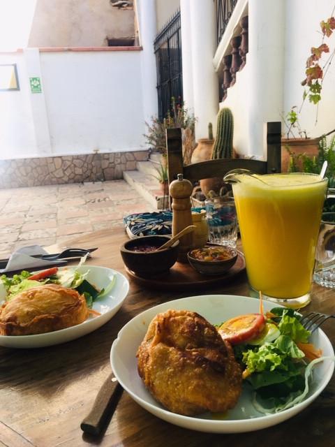 Condor Cafe, Sucre, Bolivia