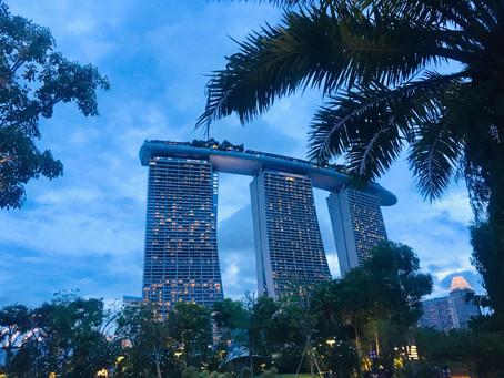 Jours 153 à 155 : Petit tour à Singapour