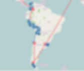 itinéraire amérique latine 4 mois