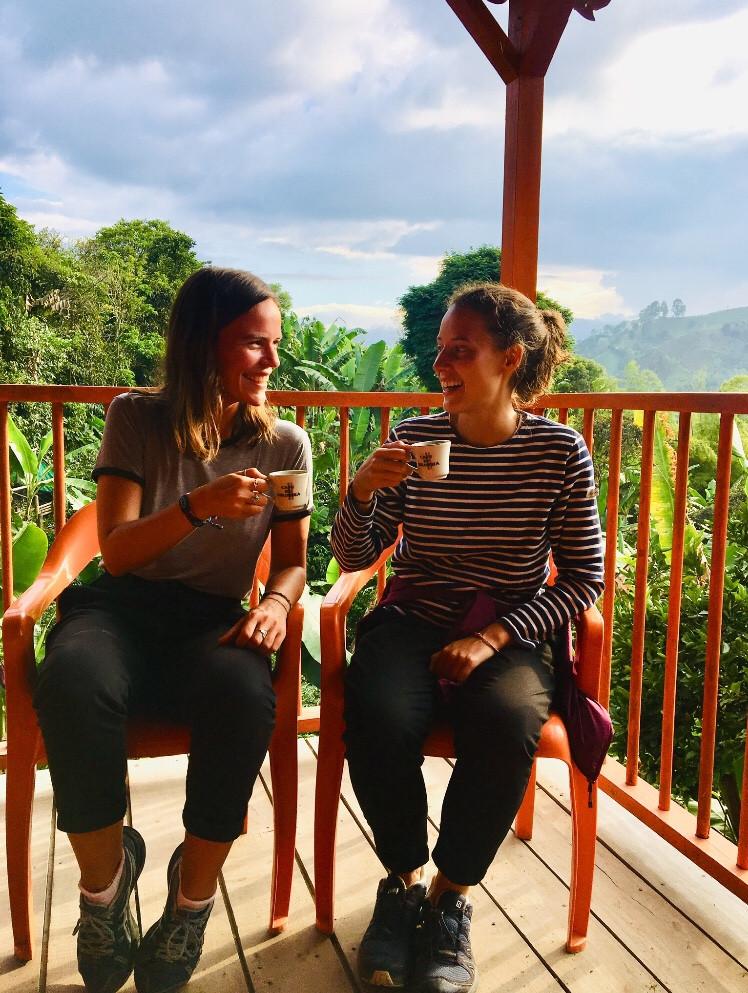 Finca de café, Salento, Colombie