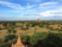 Temple Bagan Birmanie