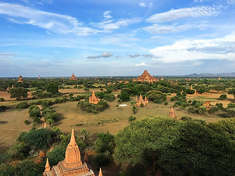 Temple Bagan Birmanie