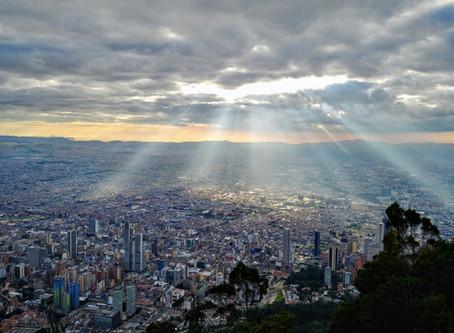 Jours 117 à 122 : Bogotá, la capitale colombienne