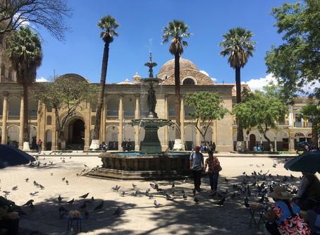 Jour 52 à 55 : La jolie ville de Cochabamba et le préhistorique Torotoro