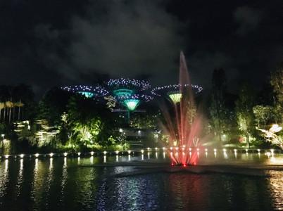 Avatar jardins singapour