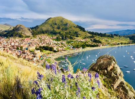 Jour 56 à 62 : La haute capitale de La Paz et le gigantesque Lac Titicaca