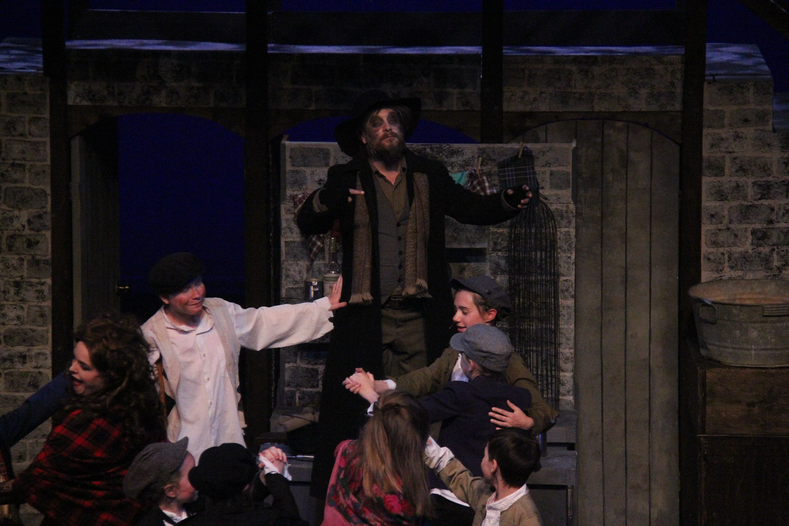 fagin anything close-up