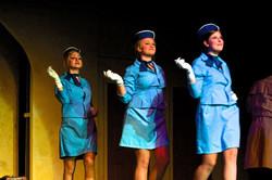 air girls dead